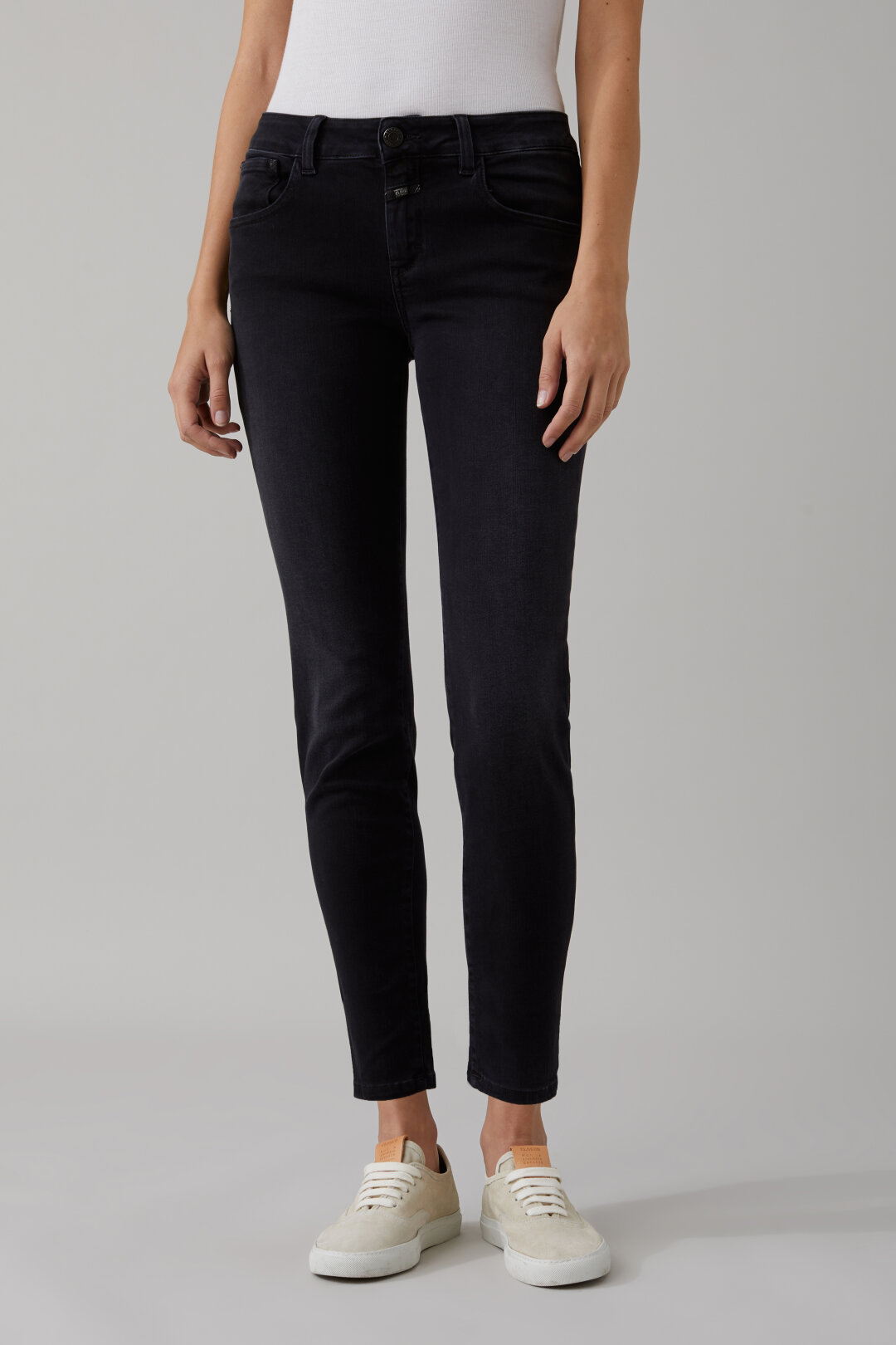 Baker Black Power Stretch Denim