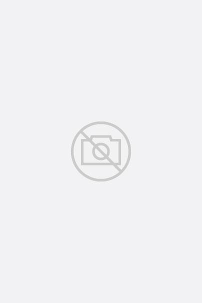 Short-Sleeved Sweater with Metallic Look